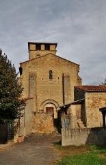 Eglise Notre-Dame de Mailhat - English: Notre-Dame de Mailhat