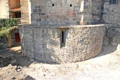 Eglise abbatiale Saint-Pierre - English:   Crypt of Mozac Abbey
