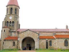 Eglise Saint-Nicolas -  Nonette - Eglise Saint-Nicolas