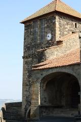 Eglise Saint-Maurice - Deutsch: Kirche Saint-Maurice in Usson