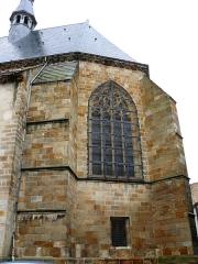 Eglise Saint-Pierre - Vic-le-Comte - Sainte-Chapelle - Chevet