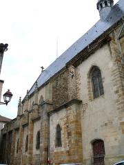 Eglise Saint-Pierre - Vic-le-Comte - Sainte-Chapelle - Façade sud