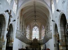 Eglise Saint-Pierre - Vic-le-Comte - Sainte-Chapelle - Choeur