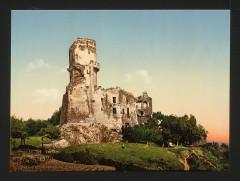 Château fort de Tournoël -