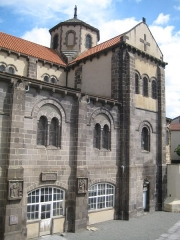 Eglise Saint-Priest - Français:   Eglise de Volvic