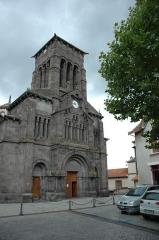 Eglise Saint-Priest - Français:   Eglise Saint-Priest de Volvic