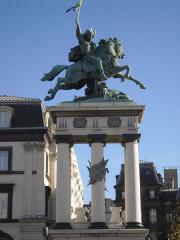 Statue de Vercingétorix - English: Statue at, Jaude center, Clermont Ferrand
