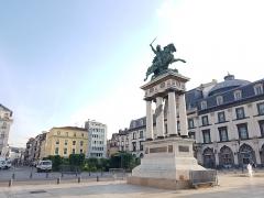 Statue de Vercingétorix -  Place de Jaude