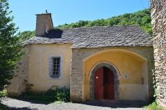 Eglise de Bousselargues -  Extérieur de la chapelle