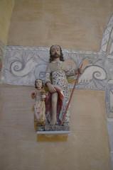 Eglise de Bousselargues -  Saint-Roch