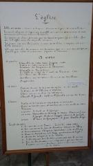 Prieuré de Lavoûte-Chilhac - Français:   Le prieuré Sainte-Croix de La Volte a été fondé en 1025 par Odilon de Mercœur, abbé de Cluny, et sa famille, à Lavoûte-Chilhac, en Haute-Loire.