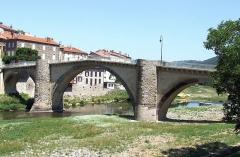 Pont - Français:   Lavoûte-Chilhac - Pont -1