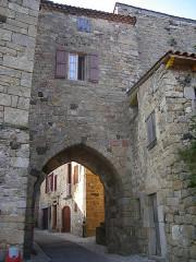Porte du Besset -  Pradelles
