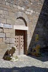 Baptistère Saint-Jean - Français:   Baptistère Saint-Jean au Puy en Velay, Haute Loire, France