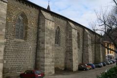 Eglise Saint-Laurent - English: Church of Saint-Laurent in Le-Puy-en-Velay (Haute-Loire, France)