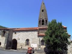 Eglise Saint-Cirgues - Français:   Eglise Saint-Cirgues -1