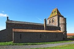 Eglise Saint-Jean-Baptiste - Français:   Église Saint-Jean-Baptiste de Saint-Jean-Lachalm