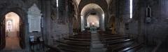 Eglise Sainte-Anne -  Intérieur de l'église Saint-Anne