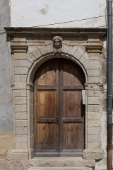 Hôtel Mailhet de Vachères - Français:   Hôtel Mailhet de Vachères, 1 rue des Pélerins au Puy-en-Velay.