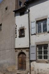 Hôtel Mailhet de Vachères - Français:   Hôtel Mailhet de Vachères, 1 rue des Pèlerins au Puy-en-Velay.