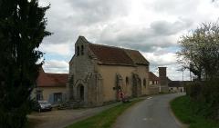 Ancienne église Saint-Pardoux -  Église Saint-Pardoux d'Archignat.