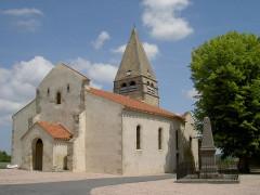 Eglise Saint-Aignan - Català: Esglesia del segle XII