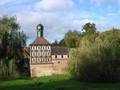 Domaine de Chaugy -  Château de Chaugy (BESSAY-sur-ALLIER,FR03)