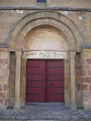 Eglise Saint-Martin -  Bessay-sur-Allier
