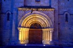 Eglise Saint-Georges - English: Saint Georges church. Bourbon l'archambault.