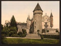 Château de Busset -