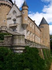 Château de Busset - English: Chateau Busset - Photo: D. M. Vernon - 2005