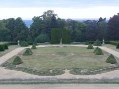 Château de Busset -  Jardin du château Busset