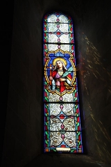 Eglise Saint-Jean-Baptiste - Église Saint-Jean-Baptiste de Charroux, Allier, France