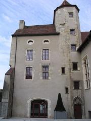 Maison dite de Louis XI -  Hôtel de la Borderie, à Cusset.