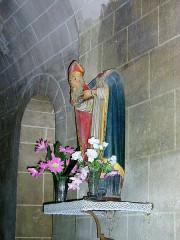 Eglise Saint-Denis - Deutsch: Deux-Chaises Eglise St-Denis. St-Denis