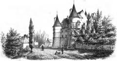 Château -  Château de Jaligny