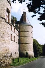 Château -  Castle Renaissance of Jaligny-on-Besbre (France, Allier)