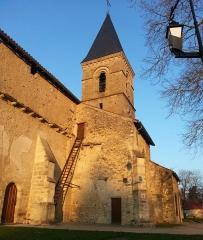 Eglise Saint-Martin -  église Saint Martin de Jenzat