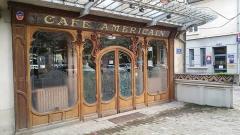 Café américain -  Café américain à Moulins