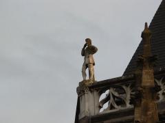 Cathédrale Notre-Dame - Basilique-cathédrale Notre-Dame de l'Annonciation de Moulins- Gargouille (3)