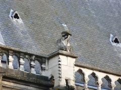 Cathédrale Notre-Dame - Basilique-cathédrale Notre-Dame de l'Annonciation de Moulins- Gargouille (4)