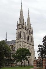 Cathédrale Notre-Dame - Cathédrale Notre-Dame-de-l'Annonciation de Moulins