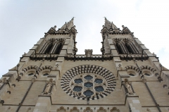 Cathédrale Notre-Dame - Cathédrale Notre-Dame de Moulins, Allier.