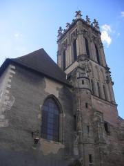 Eglise Saint-Pierre -  Moulins