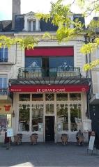 Grand Café -  Grand café de Moulins dans l'Allier.