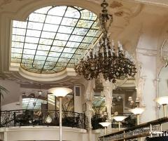 Grand Café -  Grand café de Moulins dans l'Allier,