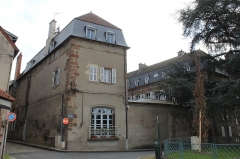 Ancien hôtel de la Feronnays - Français:   Hôtel de la Feronnays, Moulins, Allier.