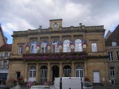 Hôtel de ville -  Moulins - Town hall