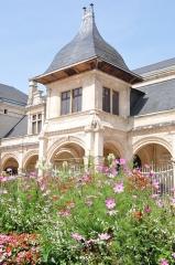 Pavillon d'Anne de Beaujeu, actuellement musée Anne de Beaujeu - Français:   Pavillon d\'Anne de Beaujeu