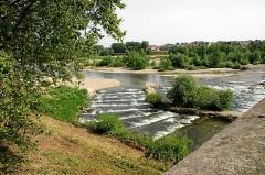 Pont de Regemortes - Deutsch: Moulins: Pont Régemortes (D945)